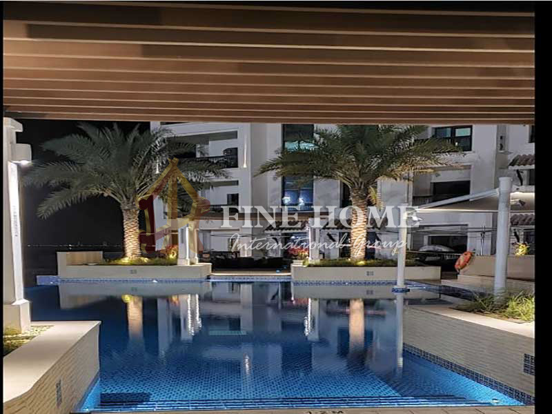 With Amazing View 2 BR. Apartment in Ansam