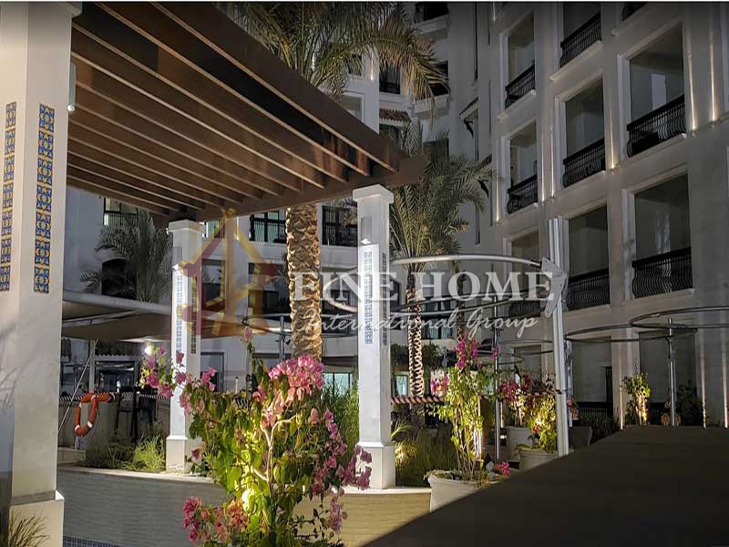 Lovely 2BHK apartment in Ansam, Yas Island