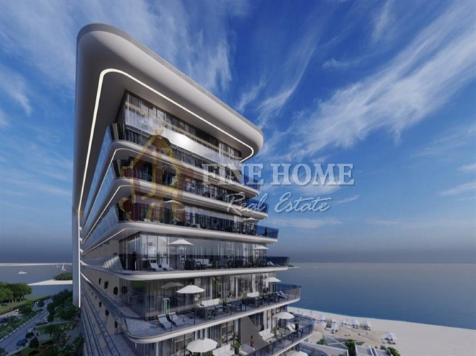 A New Wave of Living at Yas Beach Residence