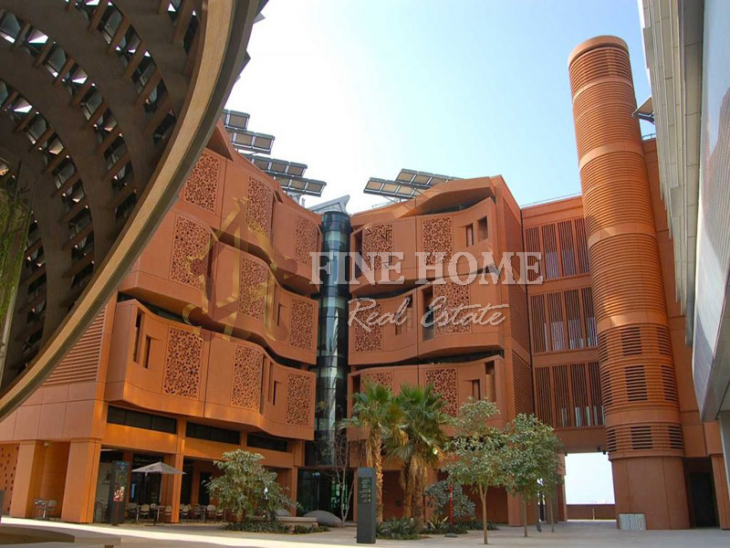 Gorgeous and Spacious 2BR in Al Mahra, Masdar